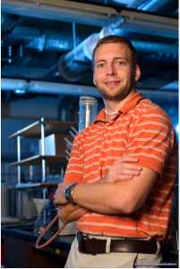 Jared Delcamp, Assistant Professor