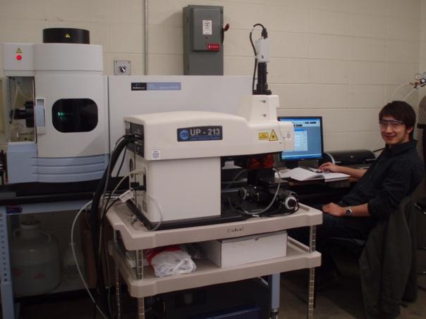 Laser Ablation ICP-MS