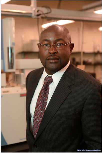 Murrell Godfrey, Director of the Forensic Chemistry Program & Associate Professor