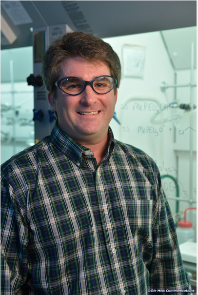 Jason Ritchie, Associate Professor of Chemistry & Biochemistry