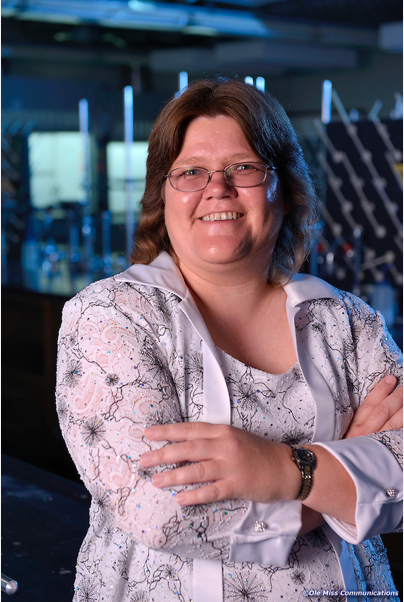 Kerri Scott, Associate Director of Forensic Chemistry & Instructional Assistant Professor