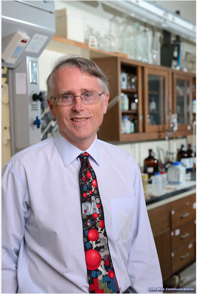 Daniell Mattern, Professor of Chemistry