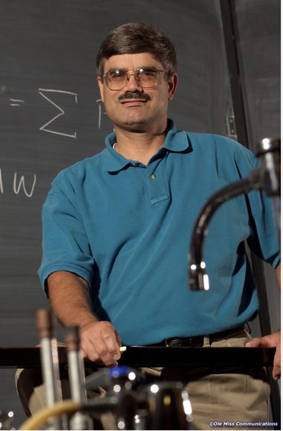 Maurice Eftink, Professor of Chemistry & Biochemistry