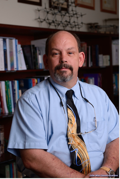 John Wiginton, Instructional Assistant Professor & Director of Undergraduate Laboratories