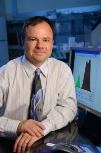 James Cizdziel, Associate Professor of Chemistry
