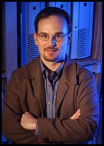 Gregory Tschumper, Chair and Professor of Chemistry & Biochemistry