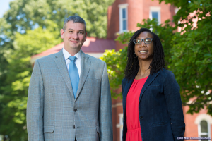 Profs. Nathan Hammer and Davita Watkins Receive Research Awards