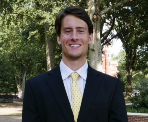 Austin Carroll Graduated from the Department of Chemistry & Biochemistry in 2018 and went to Medical School at Georgetown University