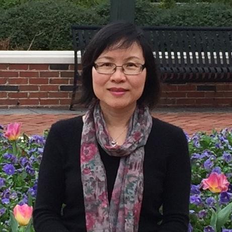 Cui (Jen) Huizhen, Stockroom Coordinator